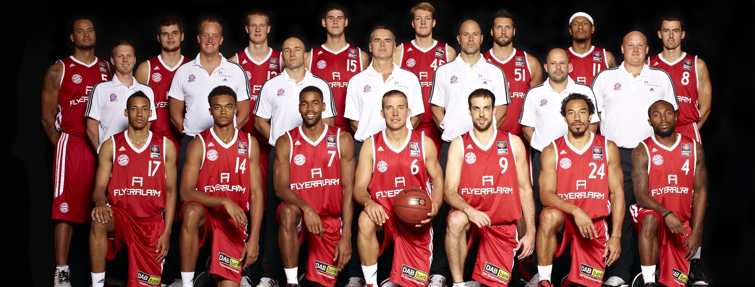 fc bayer basketball